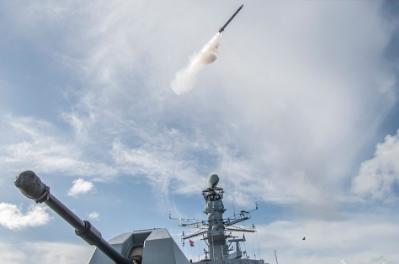 £850m Sea Ceptor Missile System Enters Service with Royal Navy