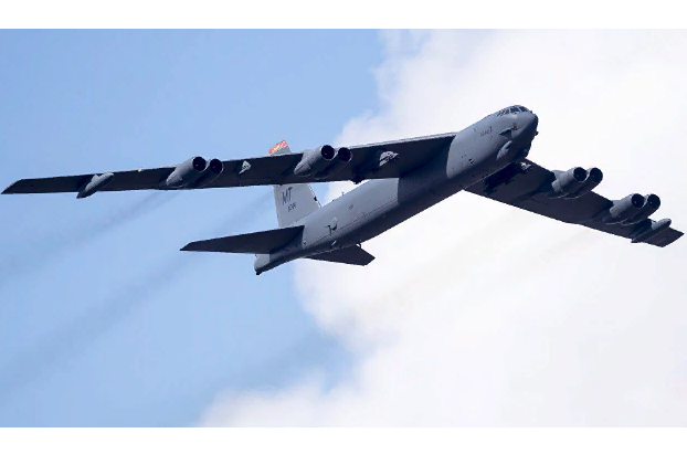 'Compelling Reasons' US Is Upgrading its B-52s Likely Russia, China