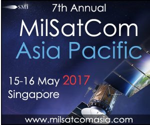 SatCom experts to meet at MilSatCom Asia Pacific in Singapore next May