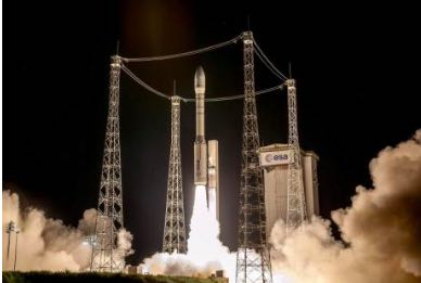"A Perfect ""10"" – Arianespace's Lightweight Vega Orbits OPTSAT-3000 and Venµs On a Milestone Success"