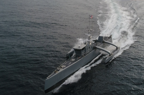 "ACTUV ""Sea Hunter"" Prototype Transitions to Office of Naval Research for Further Development"