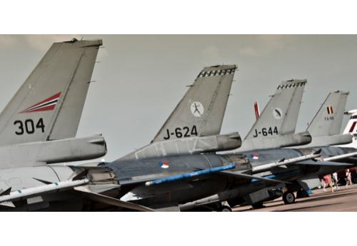 AIM Norway, Lockheed Martin To Establish F-16 Sustainment Hub In Norway