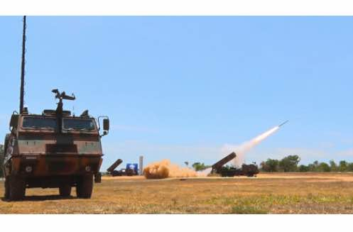 AVIBRAS Delivers ASTROS Units to the Brazilian Army
