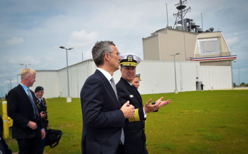 Aegis Ashore Missile Defence System In Romania Undergoes Scheduled Update