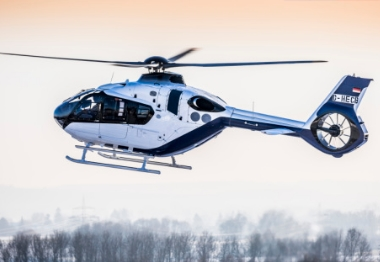 Airbus Helicopters Showcases H135 Helionix at Heli-Expo Alongside Ever-Popular H145 and H130