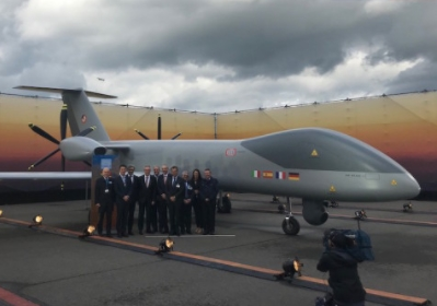 Airbus, Dassault Aviation and Leonardo Reaffirm Their Total Commitment in the First Fully European MALE Program