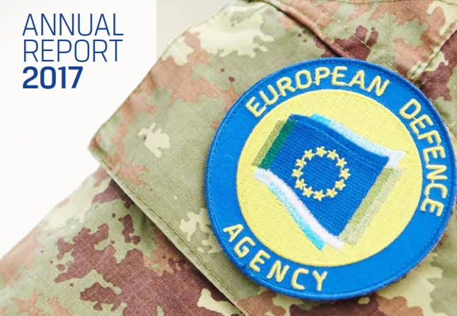 European Defence Agency: Annual Report 2017