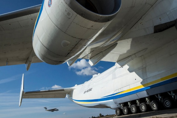 Antonov Continues Under New State Ownership