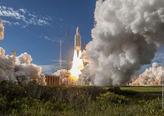 Ariane 5 Production to Continue Through Mid-2020s