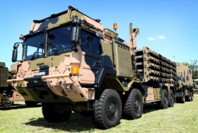 Army Receives Next-Generation Trucks and Trailers