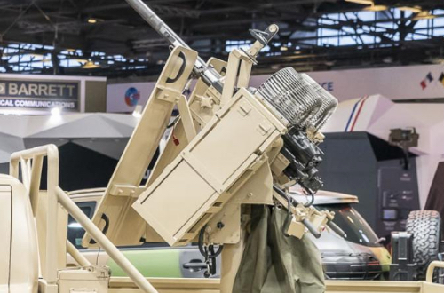 Arquus Presents its Defense and Interior Security Vehicles at Shield Africa 2019