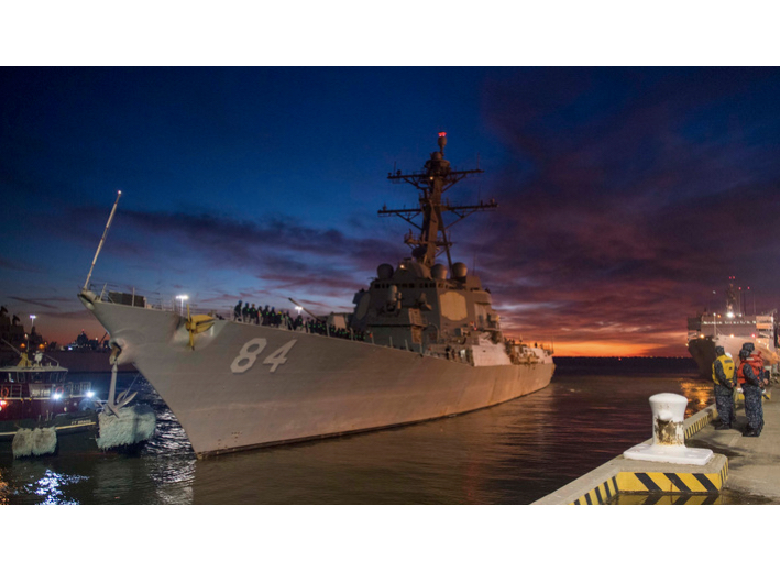 BAE Systems' Norfolk shipyard to modernize USS Bulkeley