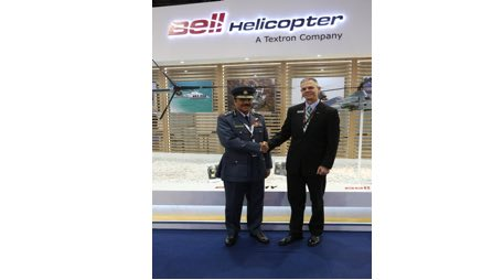 Bell Helicopter Confirms Platinum Sponsorship For Bahrain International Defence Exhibition & Conference (BIDEC)