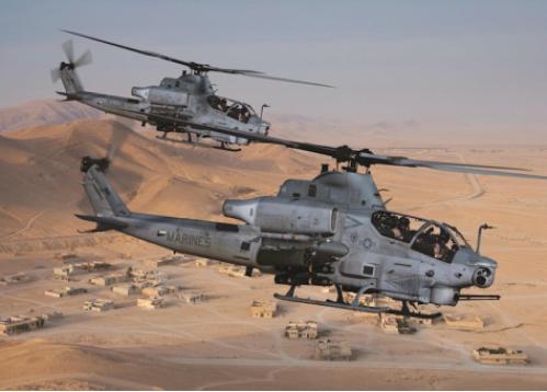 Bell Wins $240M Order for Bahrain AH-1Z Viper