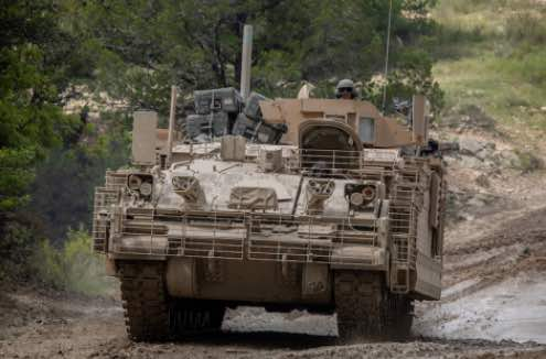 Black Jack, USAOTC Complete Testing of New Armored Multi-Purpose Vehicle
