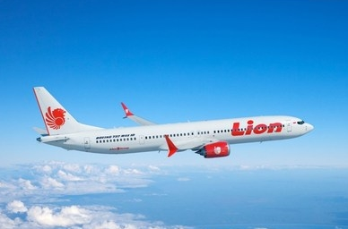 Boeing, Lion Air Group Announce Order for 50 737 MAX 10 Airplanes