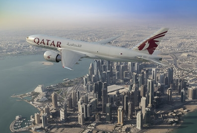 Boeing, Qatar Airways Sign Letter of Intent for Five 777 Freighters