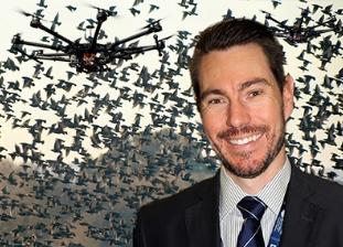 Building Smarts into Drones