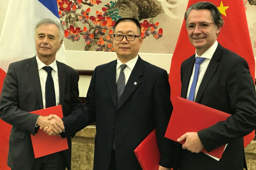 CFM Concludes $9.1 Billion Agreements During French State Visit to China