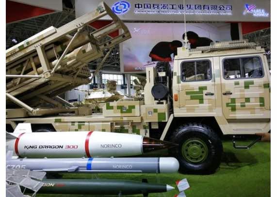 China More Advanced Than US on Rocket Artillery: NORINCO