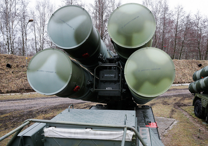 China Successfully Completes Trials of S-400s, Says Source