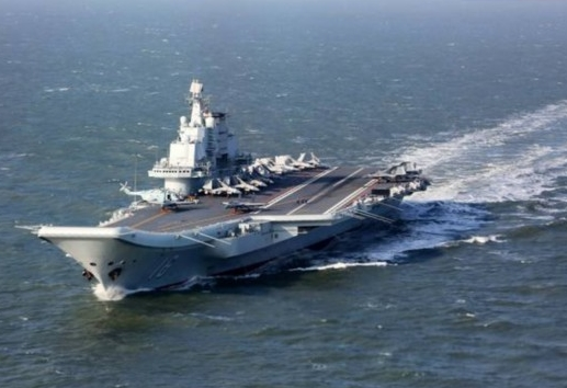 China's Aircraft Carrier's First Training In 2018 Triggers Speculations