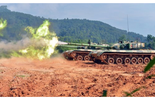 Combined Arms Battalion Becomes Basic Combat Unit of PLA