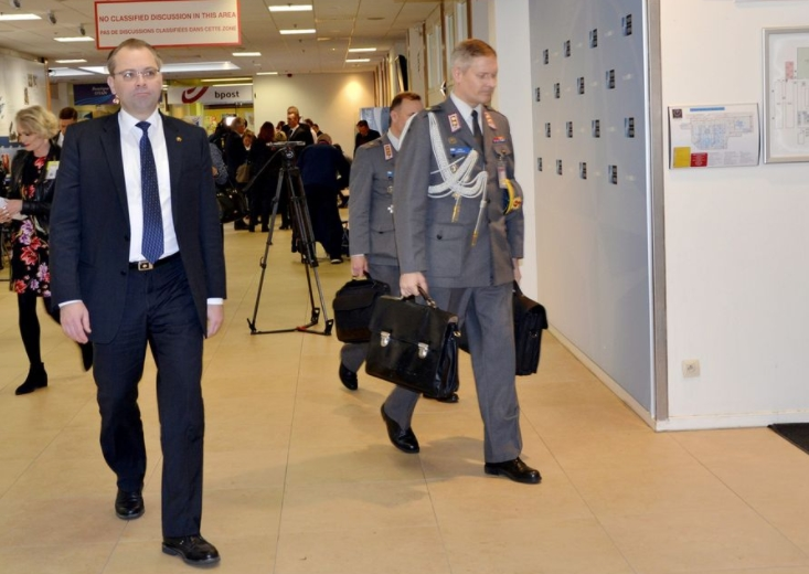 Defence Officials Set Up Hotline Between Finland and Russia