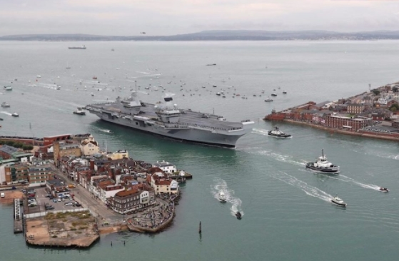 Defence Secretary Visits Tyneside Shipyard as Industry Develops Plans for New Frigates
