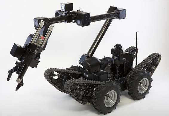 ECA to Supply UGVs to French Ministry of Armed Forces