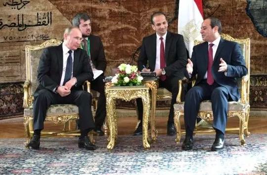 Egypt Leverages Diversified Arms Suppliers to Escape U.S. Pressure