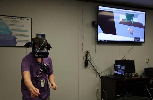 Eye on Innovation: Making Huge Strides in Virtual Reality at Norfolk Naval Shipyard