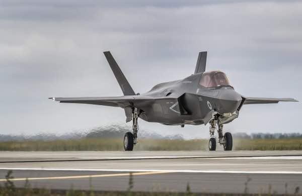 F-35 Jets for Turkey Held Back in Compromise Pentagon Bill