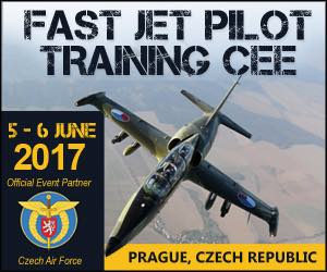 Registration Opens for Central and Eastern Europe's Leading Fast Jet Pilot Training Event