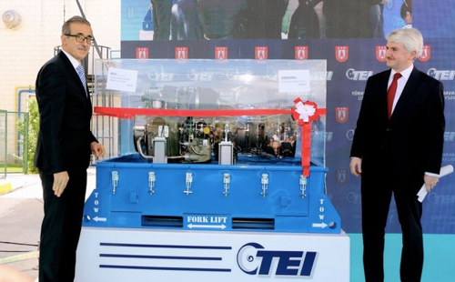 First Domestic Helicopter Engine Delivered to TAI