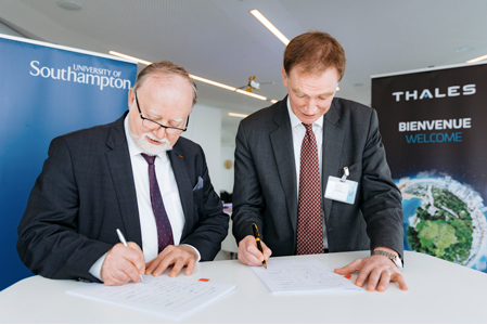 Five-Year Partnership to Develop Life-Saving Maritime Autonomous Technology