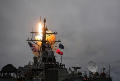 Formidable Shield 2017: Ship Engages BMD Target During NATO Exercise, MDA and Navy Conduct SM-6 Test Launch