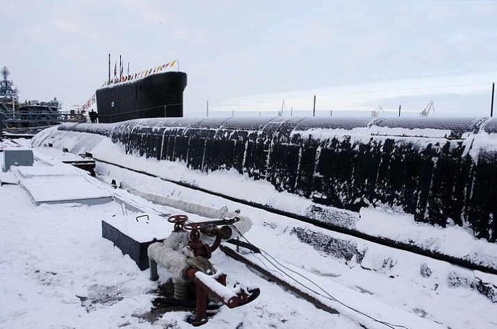 Fourth Borei-class Submarine to Be Floated Out in November