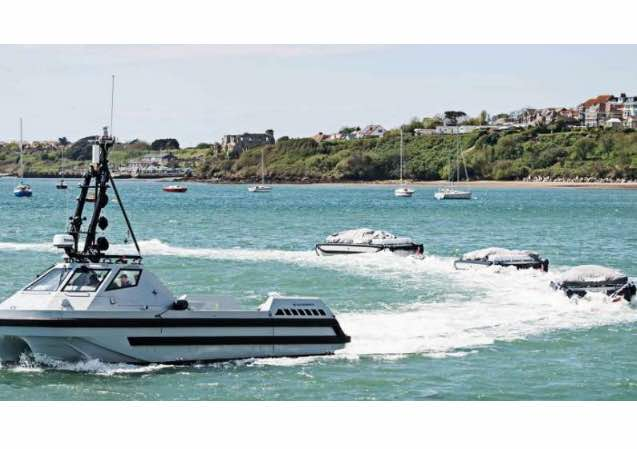 Frontline Tech: Are Unmanned Boats Already a Threat?