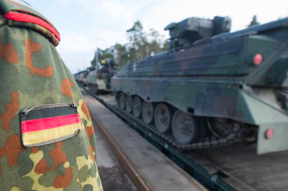 German Army to Get Spending Boost in 2019: Draft Budget
