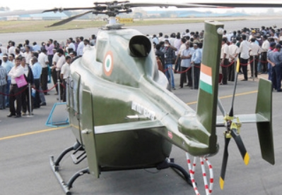 HAL Chopper Plan Gets 'Green' Nod