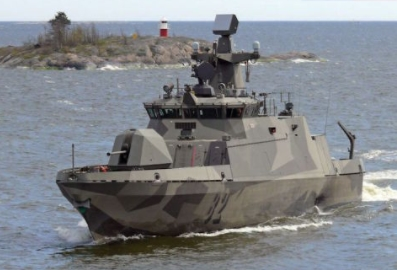 Hamina-class Fast Attack Missile Crafts to Be Upgraded and Equipped with a Torpedo Weapon System