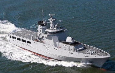 Hundreds of Australian Jobs Created in Offshore Patrol Vessel Project