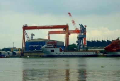 India's Cochin Shipyard Wins Order for Eight Anti – Submarine Ships