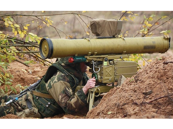 Indian Firm Signs $110 Mln Contract for Production of Russian ATGM for Army