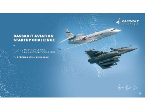 """Innovathon """"Dassault Aviation Startup Challenge"""""""