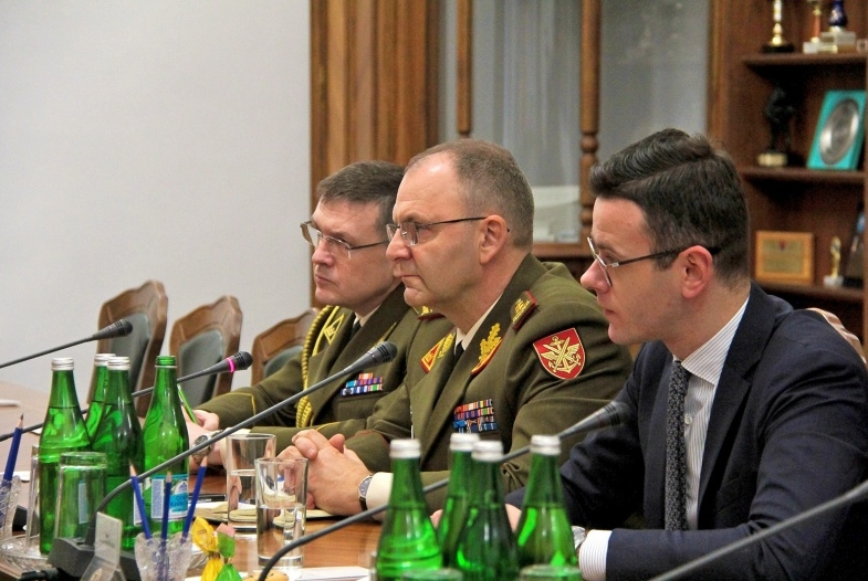 International Assistance to Ukraine's Defence Reform Discussed in Kyiv