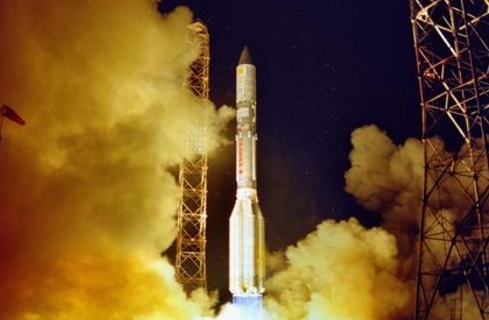International Launch Services Proton Successfully Launches the Amazonas 5 Satellite