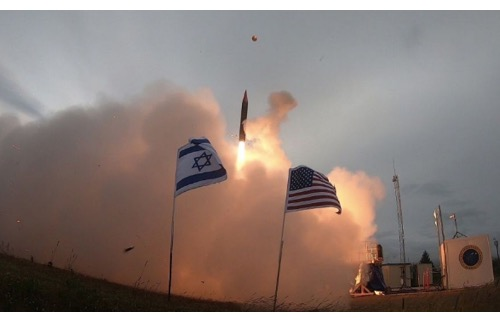 Israel 'Successfully' Tests New Anti-Missile System in Alaska Amid Tensions With Iran
