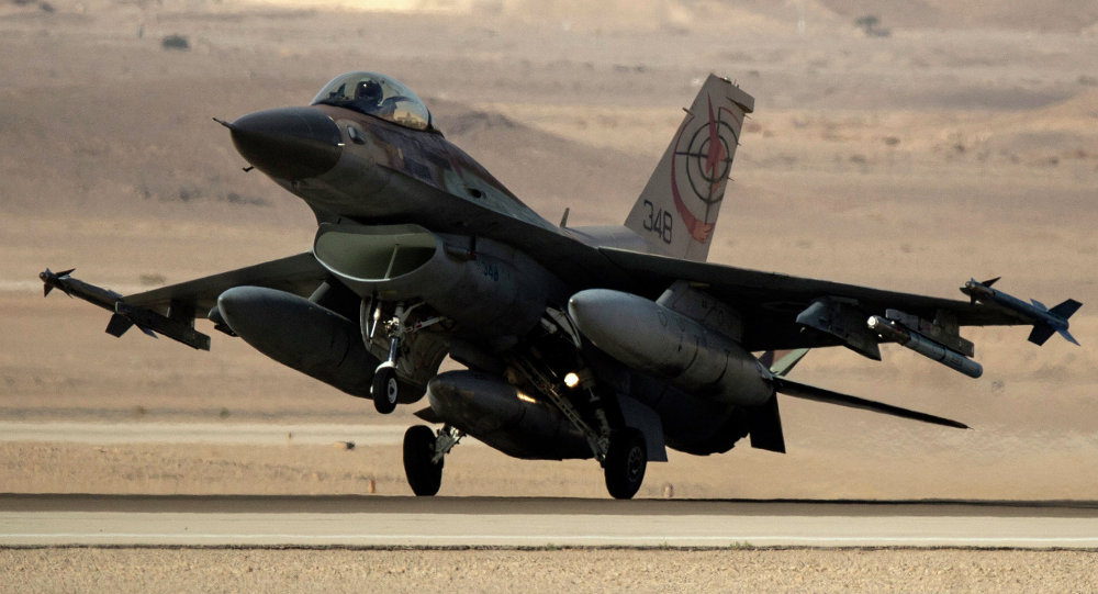 Israel to Crush Syrian Air Defense if Jets Targeted Again